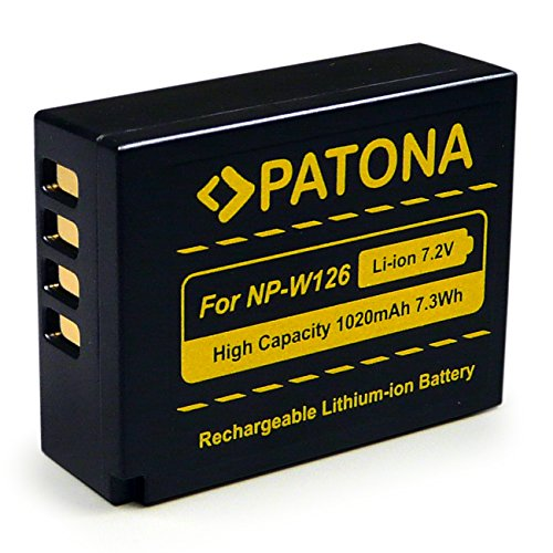 batteria np w126 per fujifilm finepix x pro 1 hs30 exr hs30exr hs 30exr hs33 exr. Black Bedroom Furniture Sets. Home Design Ideas