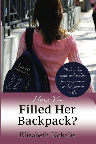 Have You Filled Her Backpack? PDF