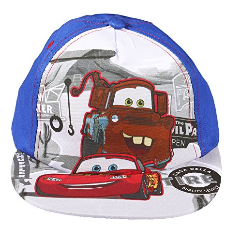Disney Cars Baseball Cap for Little Boys (Blue) disney пожарная машина red disney cars
