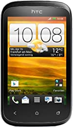 HTC Desire C Smartphone (8,9 cm (3,5 Zoll) HVGA-Touchscreen, 5 Megapixel Kamera, 600MHz, 512MB RAM, 4GB Speicher, Android 4.0 OS) Stealth Black ab 159,90 Euro inkl. Versand