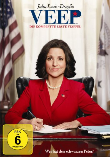 Veep - Staffel 1 [Alemania] [DVD]