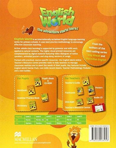 English World 3 Pb CD Rom Pk