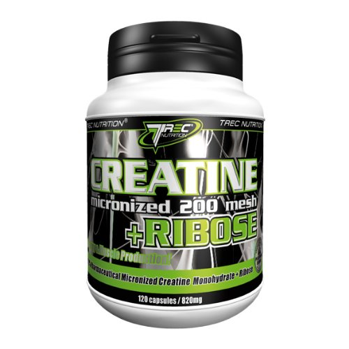 Creatine Micronized Mesh + RIBOSE x 250 Caps - INCREASE LEAN MUSCLE MASS