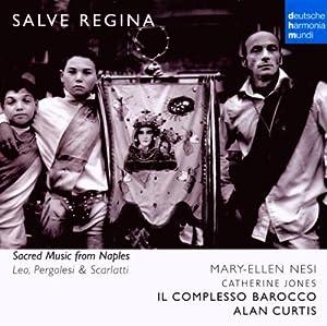 Salve Regina: Sacred Music from Naples