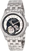 Armand Nicolet Women's 9653D-NN-M9150 LL9 Limited Edition Stainless Steel Classic Automatic With Diamonds Watch from Armand Nicolet
