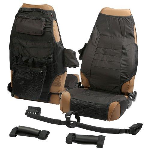 Rugged Ridge 13235.80 Black Interior Upgrade Kit front-478611