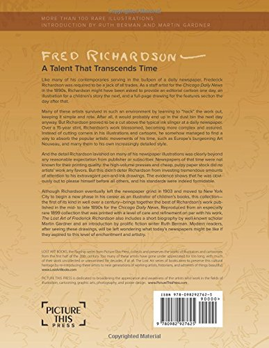 The Lost Art of Frederick Richardson
