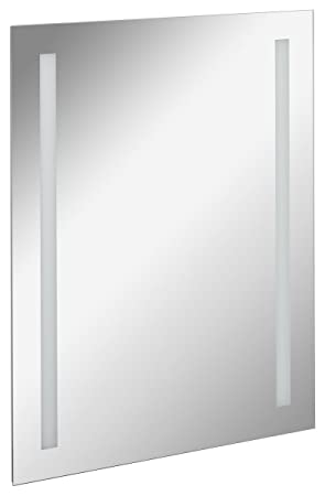 Fackelmann LED specchio bagno 60cm illuminazione ambiente Sensore circuito a + + Serie Linear
