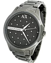 ARMANI EXCHANGE STAINLESS STEEL LADIES WATCH - AX5203