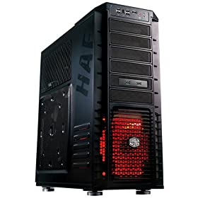 Cooler Master HAF 932 Advanced Full Tower Case with SuperSpeed USB 3.0 (RC-932-KKN5-GP)