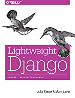 Lightweight Django Front Cover
