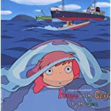 "Ponyo on the Cliff By the Seavon ""Joe Hisaishi"""