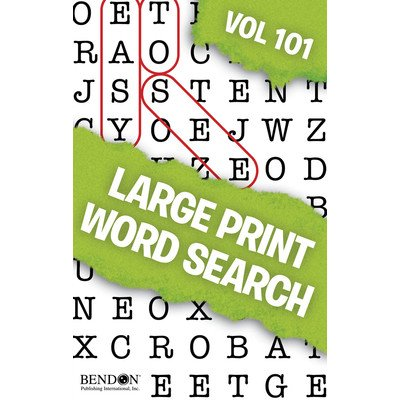 Word Search Puzzle Book - 1