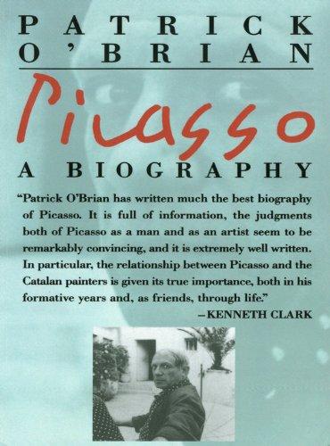 Patrick O'Brian - Picasso : A Biography