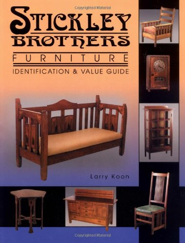 Stickley usa for Furniture valuation guides