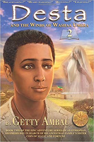 Desta and the Winds of Washaa Umera (The DESTA Series) (Volume 2)