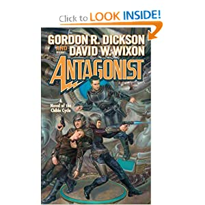 Antagonist (Childe Cycle) by Gordon R. Dickson and David W. Wixon