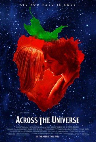 Через вселенную / Across the Universe (Джули Тэймор /Julie Taymor) [2007 г., Drama / Musical / Romance, DVDRip]