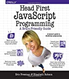 img - for Head First JavaScript Programming book / textbook / text book