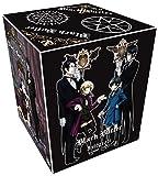 Black Butler - Intégrale (Saison 1 et 2 + 6 OAVs) - Edition limitée (10 DVD) (dvd)