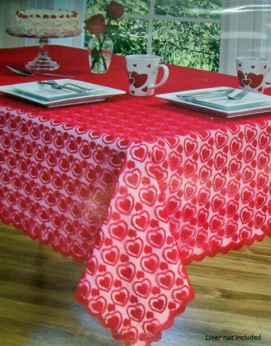 Valentines Day Tablecloths: Add style and extend the life of your dining table with a new tablecloth. troubnaloadka.ga - Your Online Table Linens & Decor Store! Get 5% in rewards with Club O!