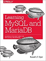 Learning MySQL and MariaDB Front Cover
