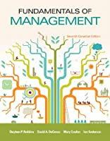 Fundamentals of Management, 7th Canadian Edition