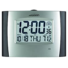 ACU-RITE 00562 Radio Controlled Wall Clock Technology