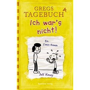 eBook Cover für  Ich war 39 s nicht Gregs Tagebuch 4