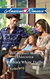 img - for The Rodeo Man's Daughter book / textbook / text book