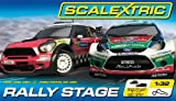 Toy - Scalextric C1295 Rally Stage 1:32 Scale Race Set