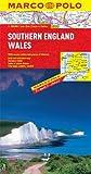Marco Polo Southern England / Wales Map (Marco Polo Maps)