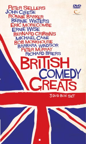 British Comedy Greats Box Set [DVD]