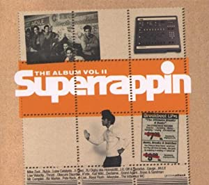 Superrappin', Vol. 2