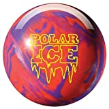 Storm Polar Ice Pearl Bowling Ball- Red/Purple
