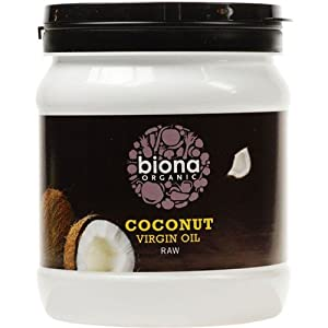 (10 PACK) - Biona - Org Virgin Coconut Oil | 800g | 10 PACK BUNDLE from Biona