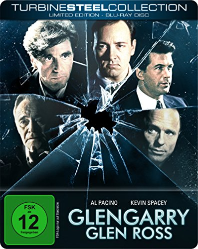 Glengarry Glen Ross (Limited Edition Turbine Steel) (Blu-ray)