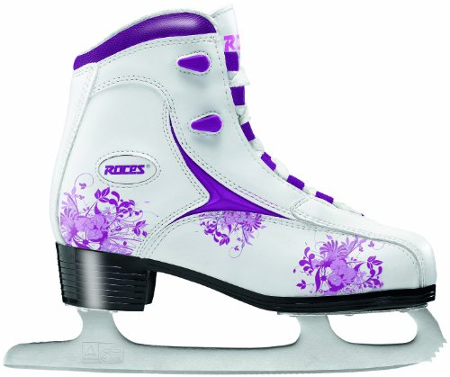 Roces Deco Women's Ice Skate Flower blower-violet Size:37