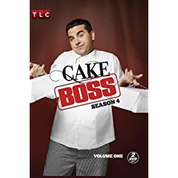 Cake Boss Season 4 Volume 1