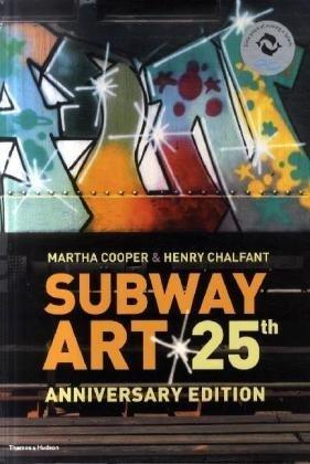 subway art 25th anniversary edition /anglais
