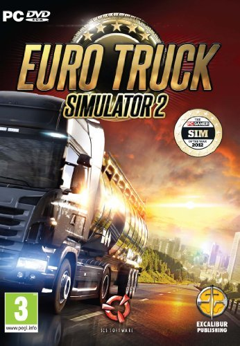 Euro Truck Simulator 2 (PC CD) by Excalibur Video games publishing