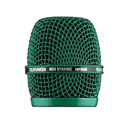Telefunken Elektroakustik Hd03-Grn | M80 Replacement Microphone Grill Green
