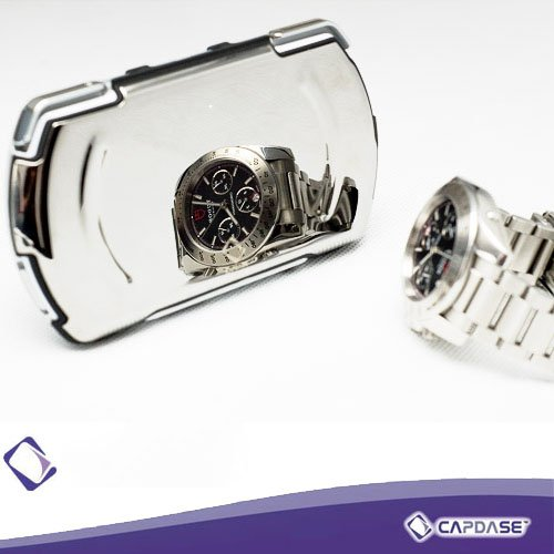 PSP Heavy Metal Protecting Shell Mirror Metal Protecting Shell Aluminum Shell