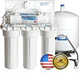 APEC Water - US Made - Premium Quality Reverse Osmosis Drinking Water Filter System (RO-45)