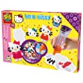 SES-Creative 14755 Hello Kitty - Perle da stirare con perlamatic, 1.600 pezzi
