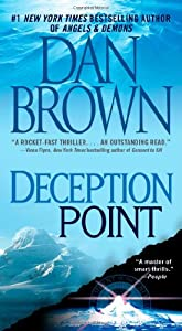 "Cover of ""Deception Point"""