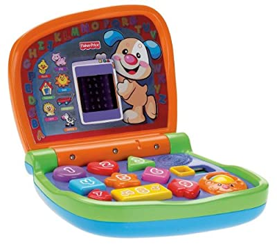 Fisher-Price Laugh & Learn Smart Screen Laptop from Laugh & Learn