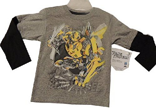 Transformers Bumble Bee T-shirt Size: 7T 7 Toddler