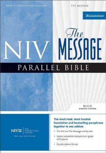 Message : New International Version Parallel Bible