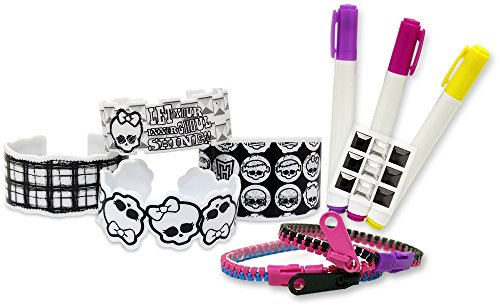 Tara Toy Monster High Color N' Style Bangles Playset